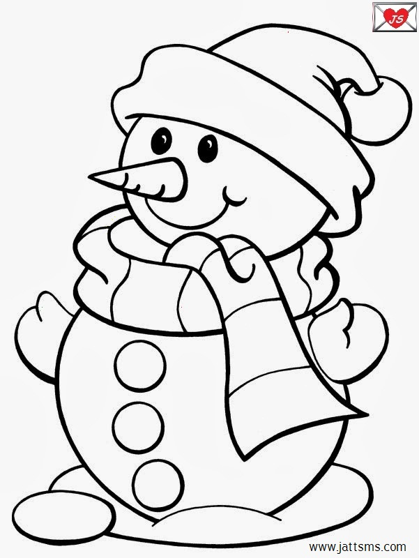 601x800 Christmas Coloring Sheets For Middle School Merry Christmas