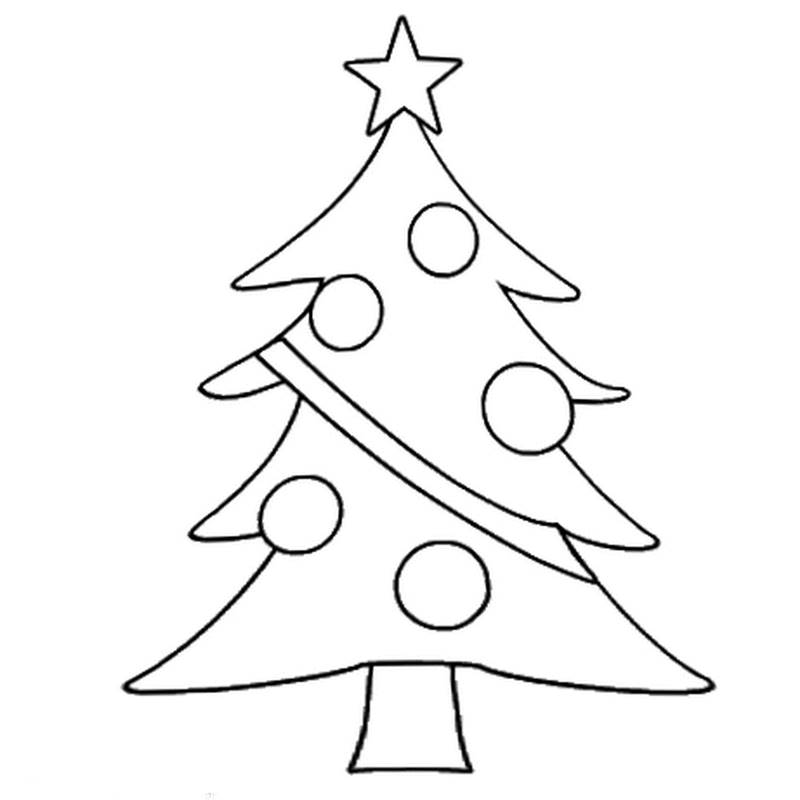 FREE Christmas Coloring Pages for Adults and Kids - Happiness is ... | 800x800