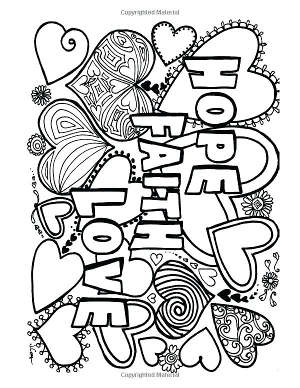 Christmas Coloring Pages For Teens at GetDrawings | Free ...