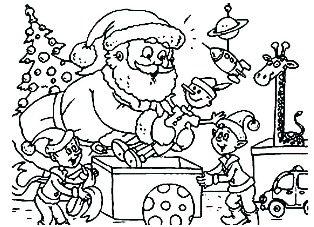 1024x741 Christmas Coloring Page Free Coloring Page Free Difficult Coloring