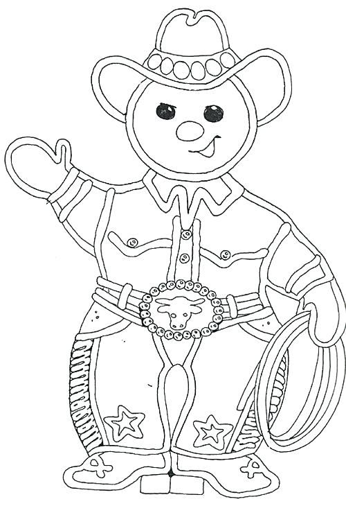 500x730 Coloring Pages Gingerbread Man Coloring Pages Gingerbread Man
