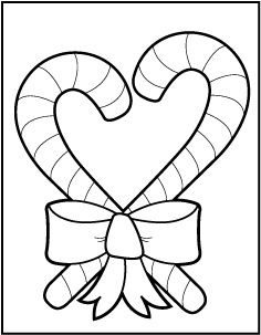Christmas Coloring Pages Print Out