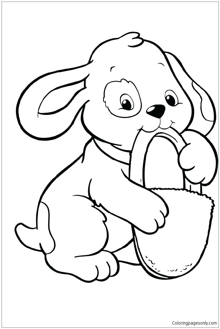701x1048 Coloring Page Puppy Boxer Puppy Coloring Page Coloring Pages Puppy