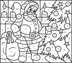 236x208 Malvorlagen Zu Weihnachten Santa Christmas, Santa And Cards