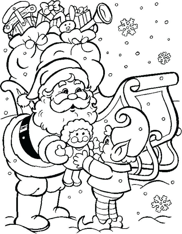 718x921 Chirstmas Coloring Pages Colouring Pages Printable Christmas