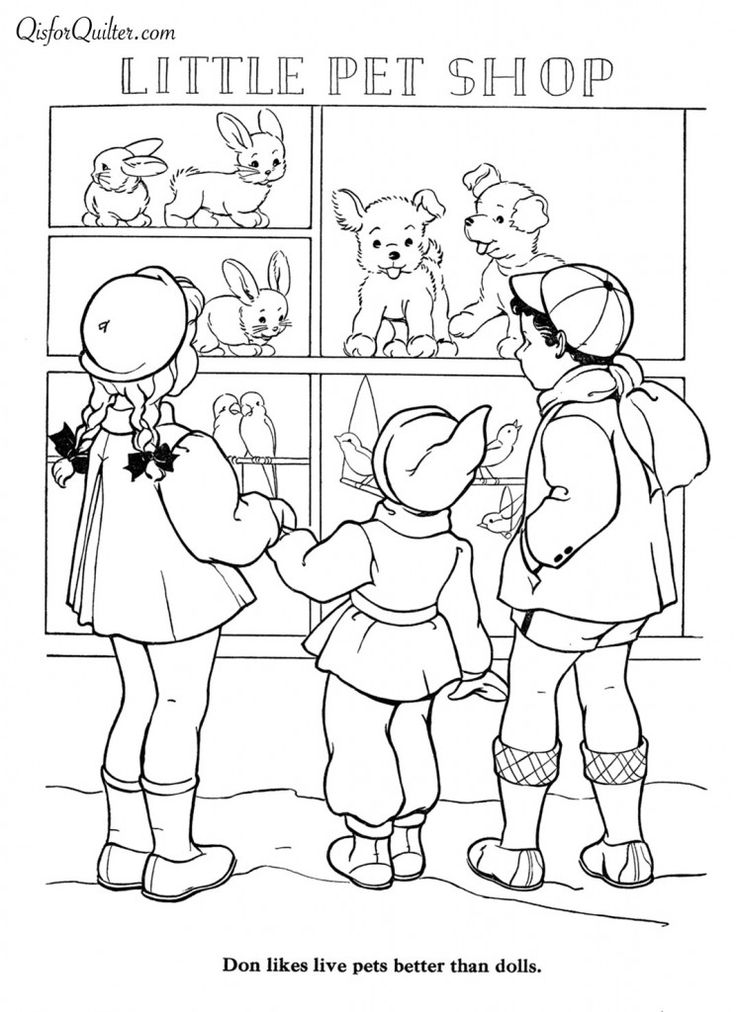736x1012 Winter And Christmas Coloring Pages Fun For Christmas