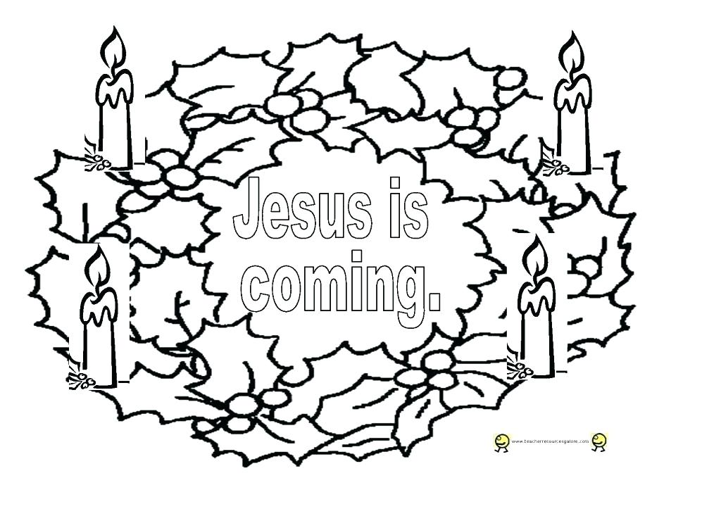 1024x723 Christmas Countdown Coloring Pages