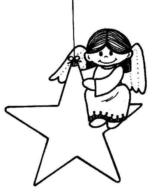 503x640 Christmas Decorations Coloring Pages