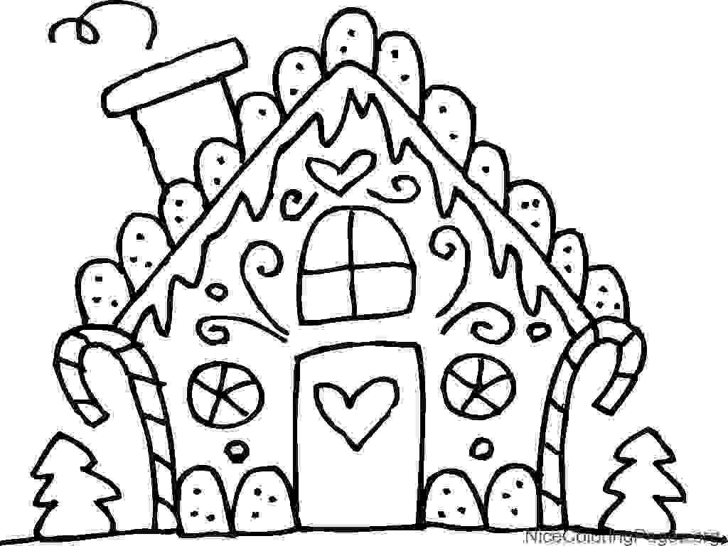 1024x768 Cool Christmas Gingerbread Coloring Pages Christmas Gingerbread