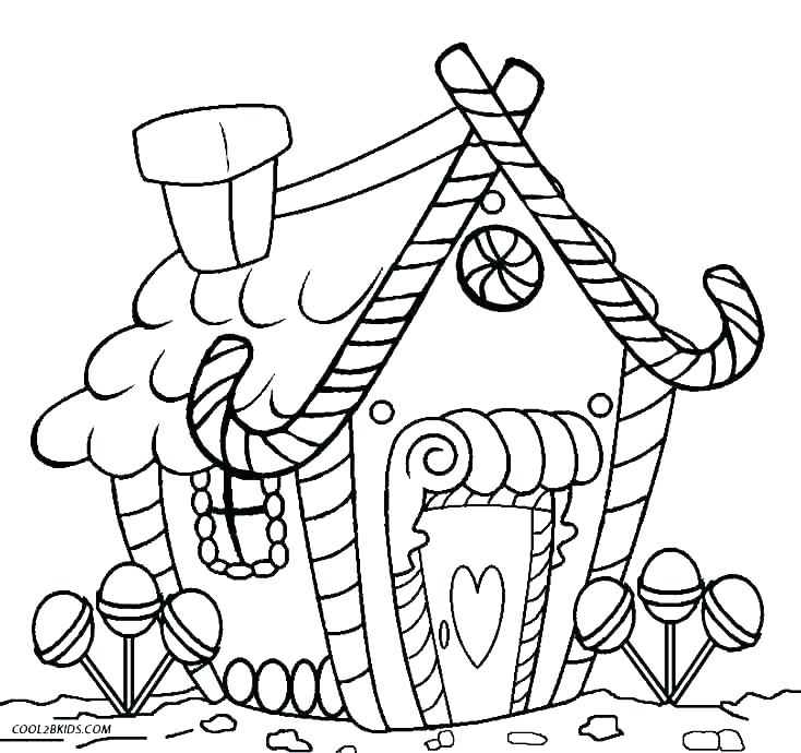 734x690 Gingerbread Coloring Pages Gingerbread Coloring Page Free