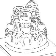 220x220 Gingerbread Man Coloring Pages