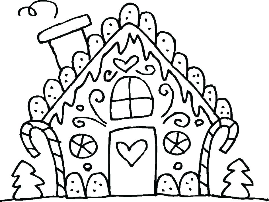 945x709 Ginger Bread Coloring Pages Gingerbread Girl Coloring Pages
