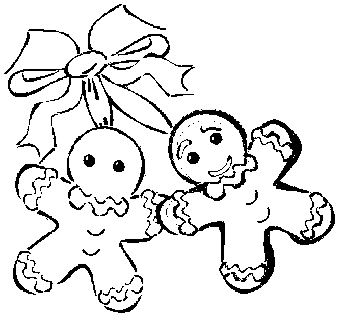 675x624 Ginger Bread Man Coloring Pages, Gingerbread Story Characters
