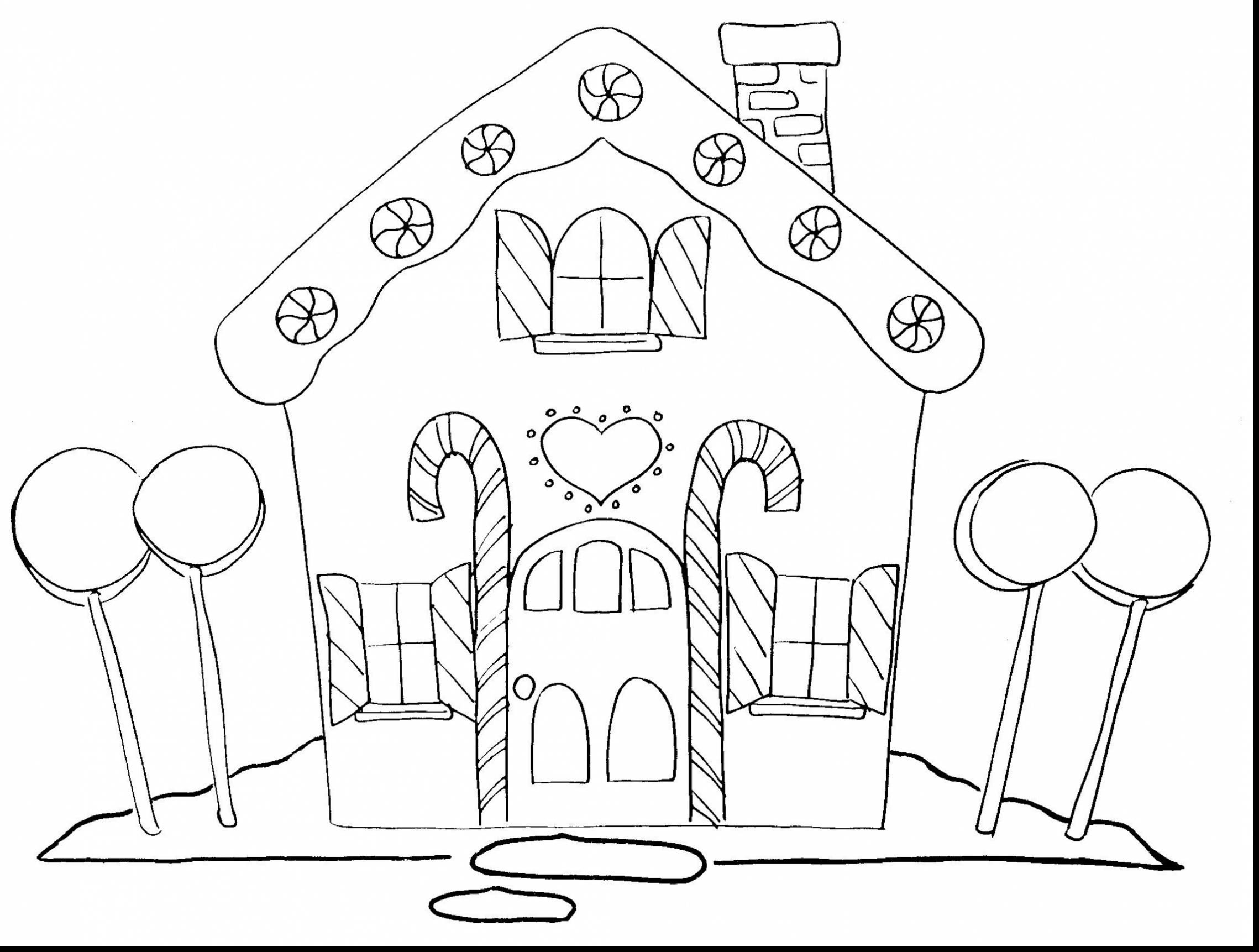 2278x1722 New Outstanding Christmas Gingerbread Man Coloring Pages