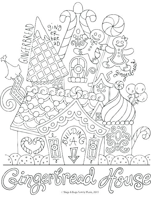 491x639 Christmas Gingerbread Man Coloring Sheets