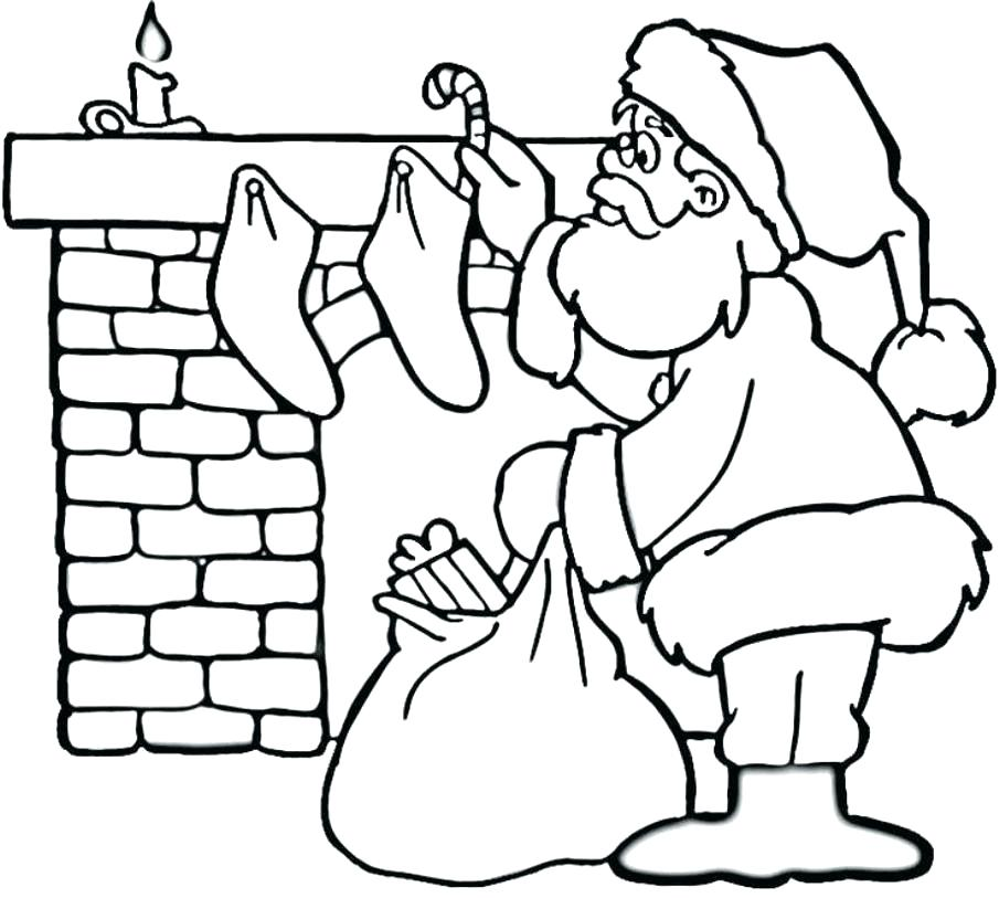 905x813 Santa Hat Coloring Page Coloring Pages Coloring Pages Of Near