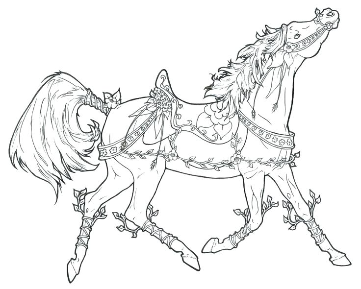 736x590 Horse Pictures Coloring Pages Coloring Page Of Horse Coloring Page