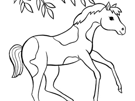 440x330 Maypole Free Colouring Pages, Coloring