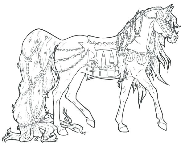 600x476 Mustang Horse Coloring Pages Mustang Horse Coloring Pages Large