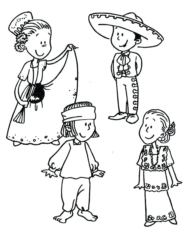 642x800 Mexican Christmas Coloring Pages Top Rated Coloring Pages Pictures
