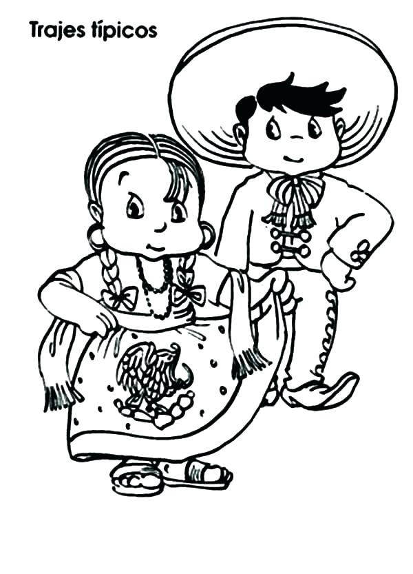 600x833 Mexico Coloring Pages Coloring Pages Culture Archives And Auto