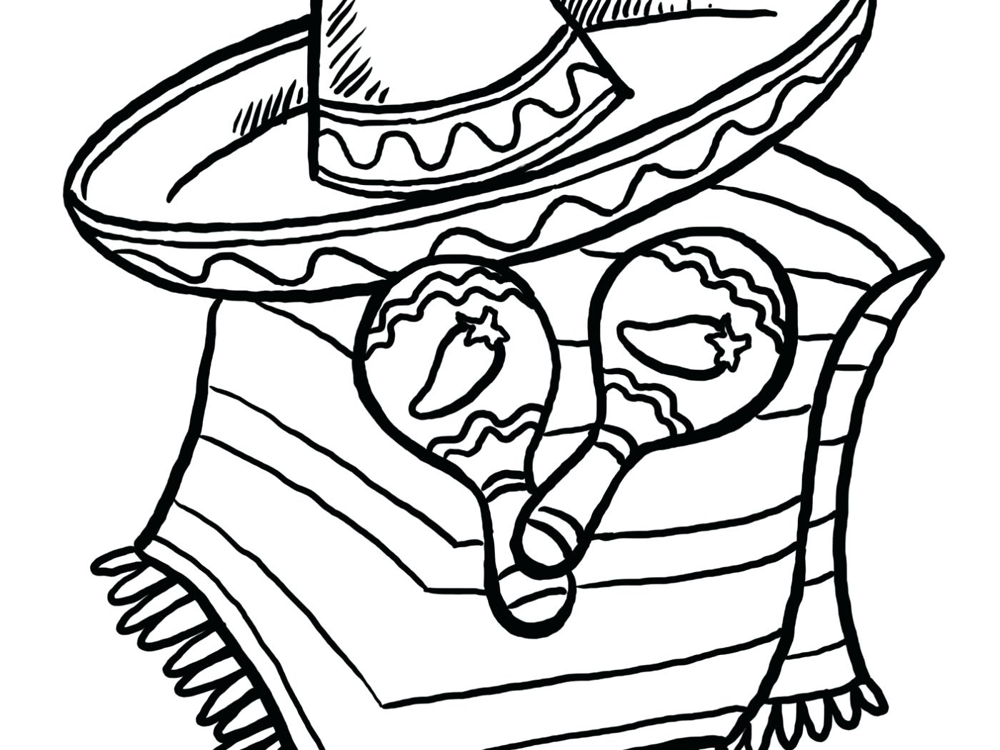 1400x1050 Coloring Pages Mexico Coloring Pages Best Sheets Free Mexican
