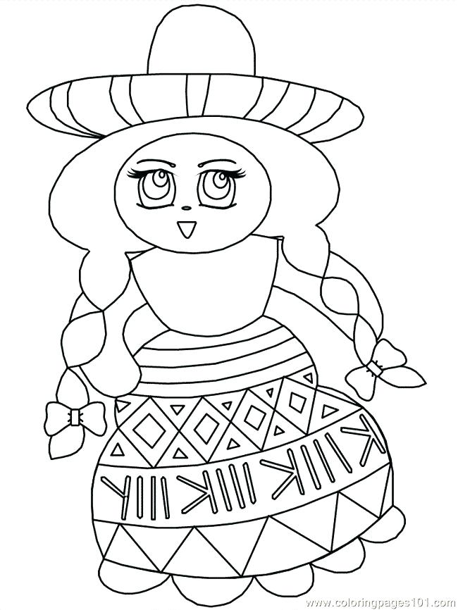 650x866 New Mexico Coloring Pages
