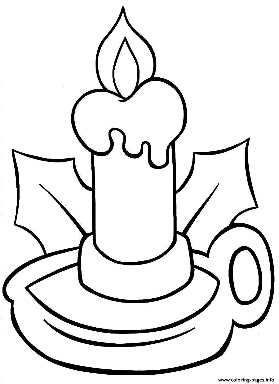 900x1240 Christmas Lights Coloring Pages Printable Coloring For Kids