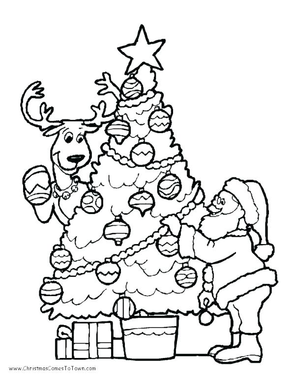600x782 Christmas List Coloring Page Coloring Tree Coloring Pages Coloring