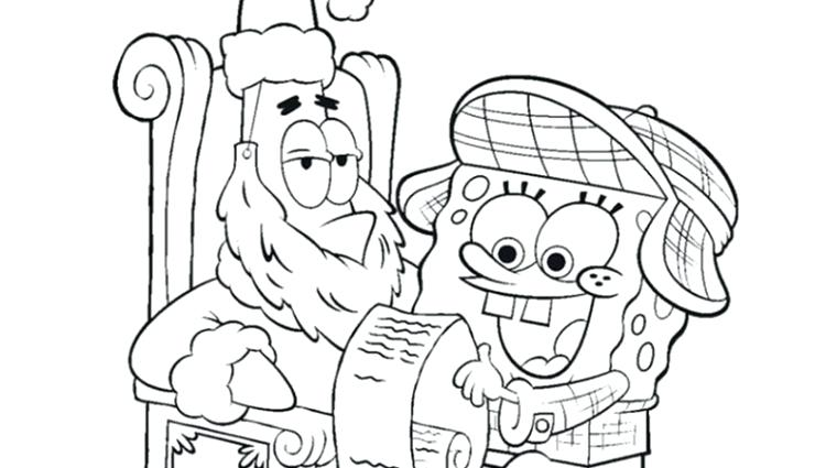 750x425 Christmas List Coloring Page Outlined Reading A Long Wish List