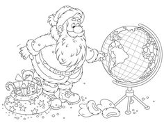 236x177 Christmas Around The World Book List Freebie And Free Coloring