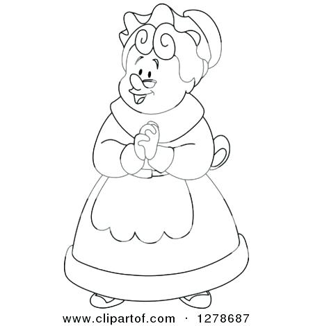 450x470 Christmas List Coloring Page Coloring Pages Head Black N White