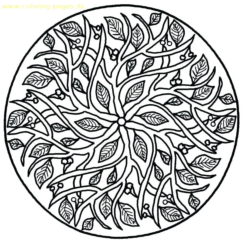 800x800 Christmas Mandala Coloring Pages Mandala Coloring Pages Mandala