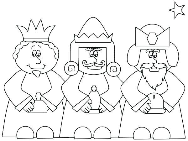 600x450 Printable Nativity Coloring Pages Manger Coloring Pages To Print