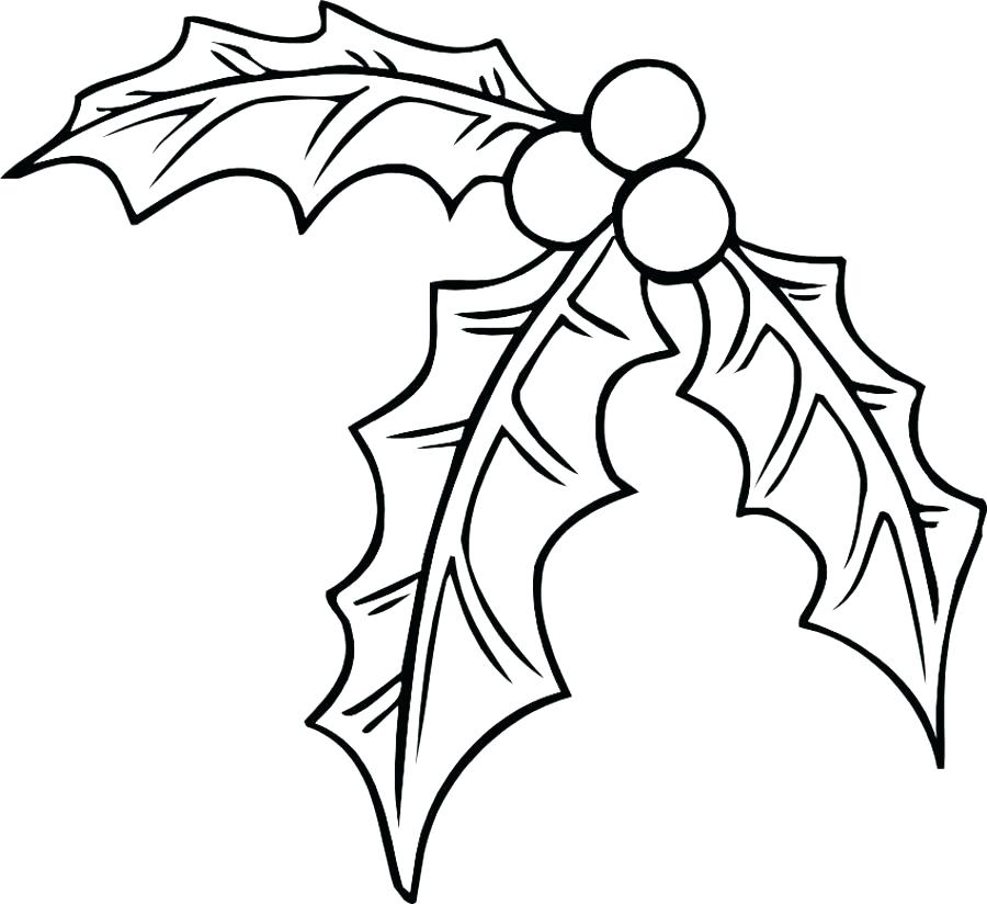 900x824 Heavenly Mistletoe Coloring Page Coloring To Fancy Christmas