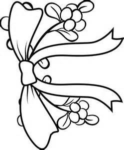249x300 Mistletoe Coloring Page Mistletoe Christmas Coloring Xmas