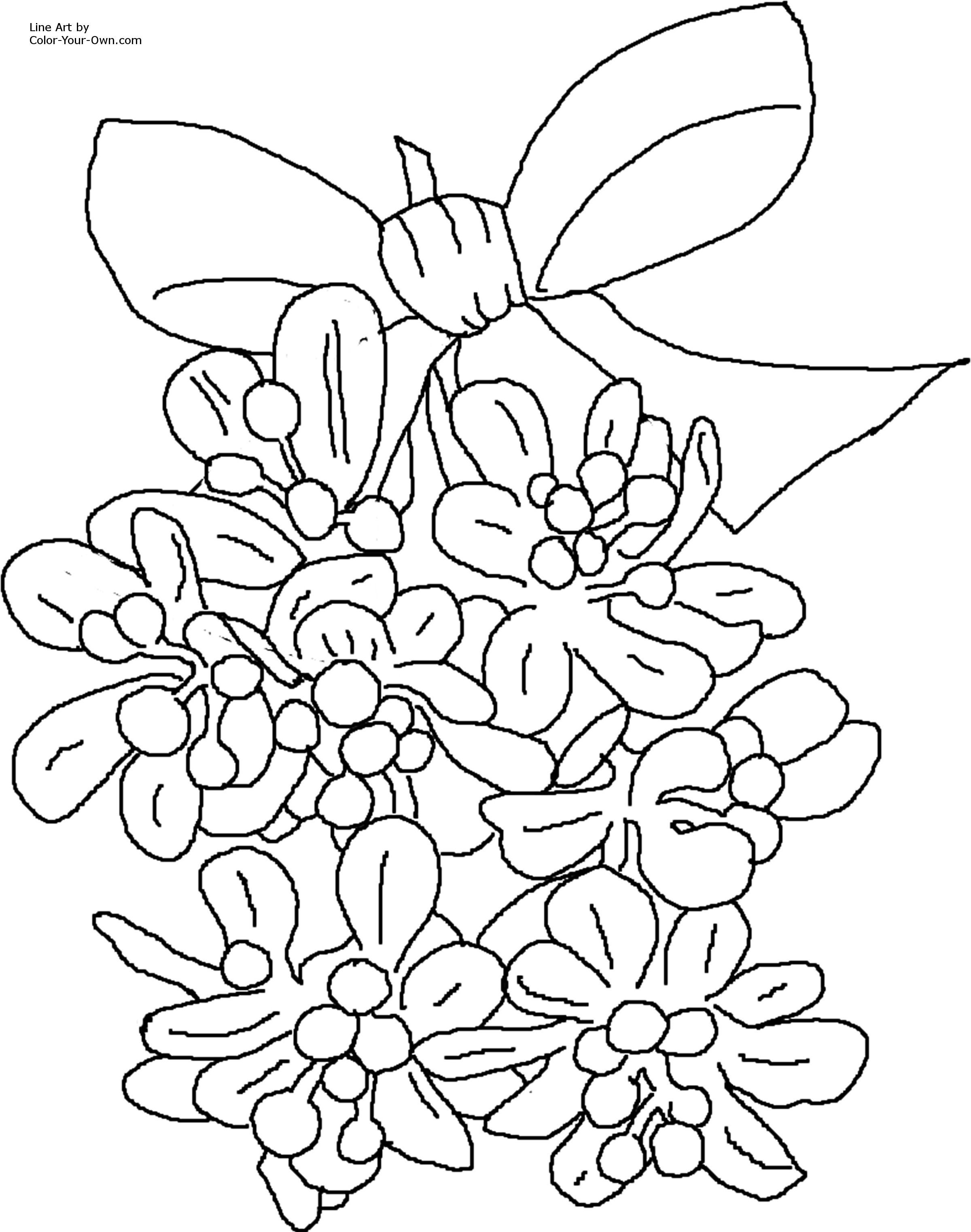 2400x3043 Christmas Coloring Pages
