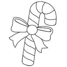 230x230 Christmas Coloring Pages Of Mistletoe Top Free Printable Online