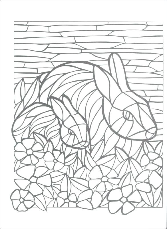 The Best Free Mosaic Coloring Page Images Download From 628 Free Coloring Pages Of Mosaic At Getdrawings