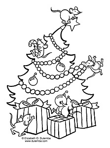 223x300 Coloring Page Tuesday
