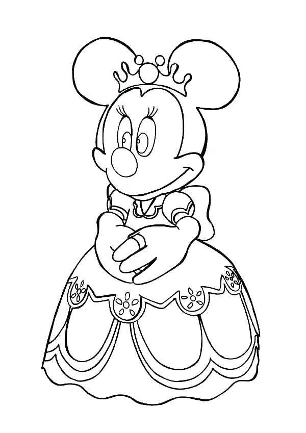 600x849 Christmas Mouse Coloring Pages