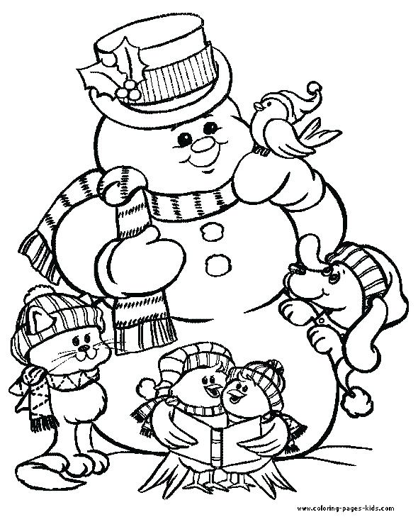590x729 Christmas Coloring Sheets For Kids Christmas Nativity Coloring