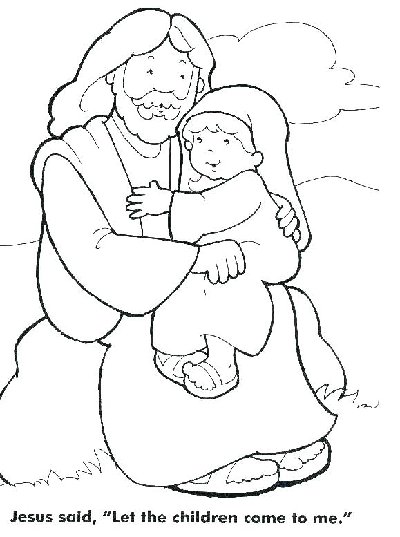 579x777 Free Jesus Coloring Pages Free Coloring Pages Coloring Sheets
