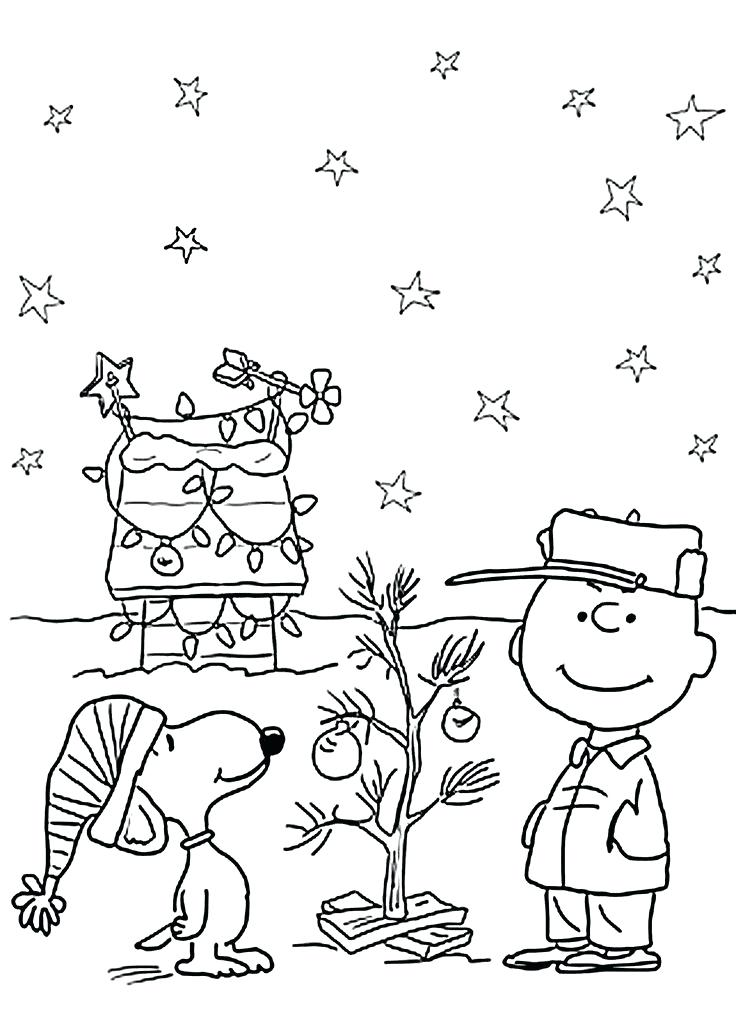 736x1031 Christmas Color Pages To Print Free Best Free Coloring Pages Ideas