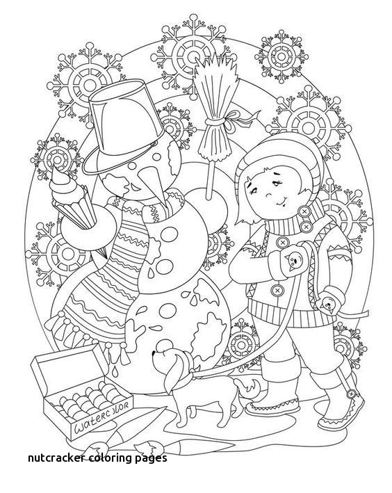 564x709 Best Christmas Coloring Pages Images