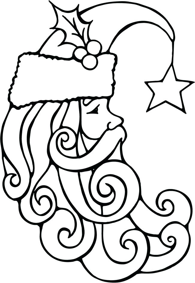 650x943 Free Printable Christmas Ornaments To Color Ornaments Coloring