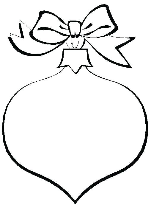 508x688 Christmas Ornaments Coloring Pages Free Coloring Pages Ornaments