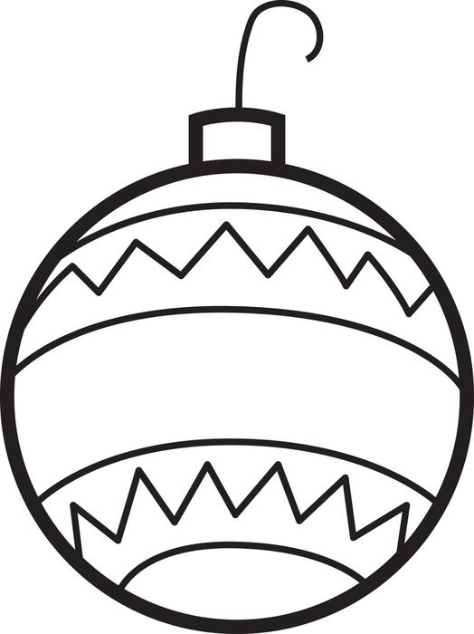 524x700 Ornament Coloring Pages Ornaments Coloring Pages Free Printable