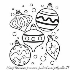picture relating to Christmas Ornaments Printable identify Xmas Ornament Coloring Web pages Print at