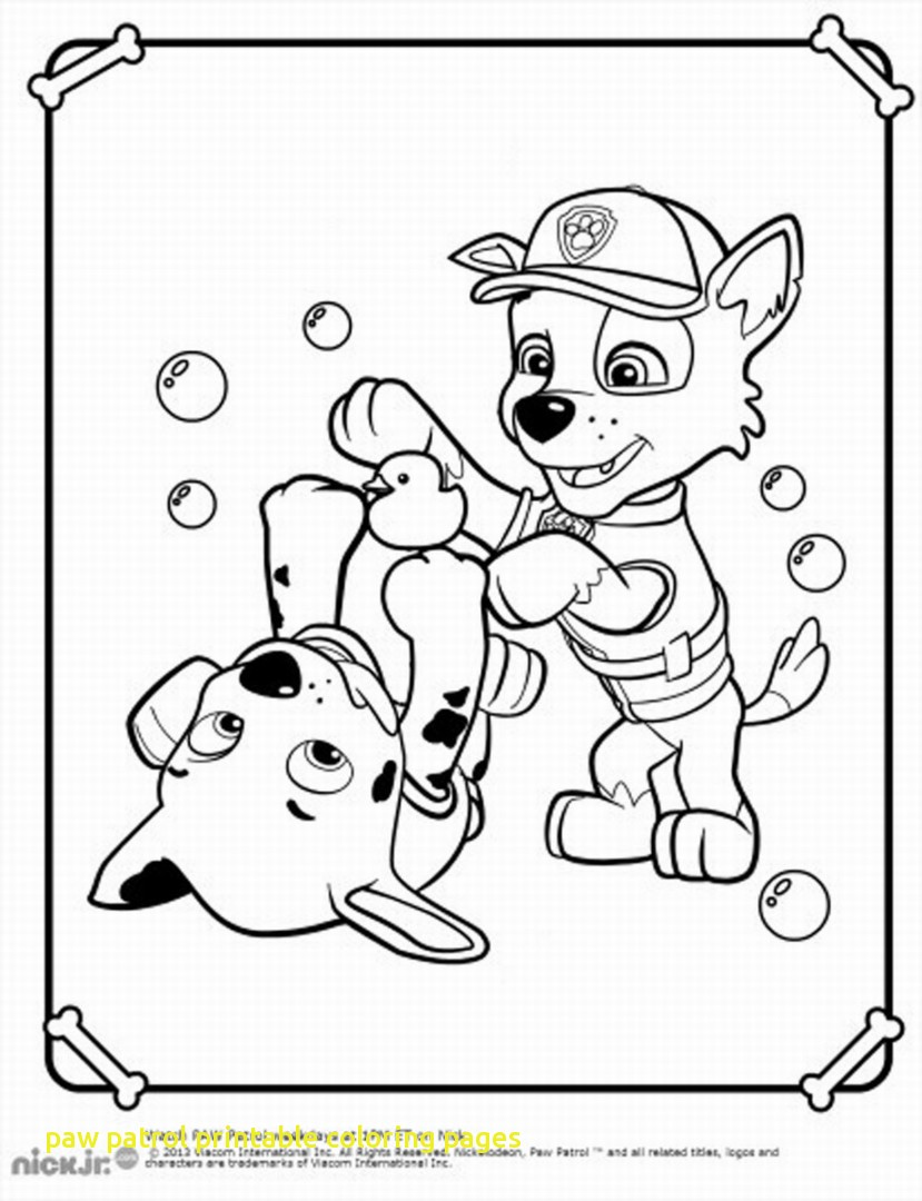 829x1080 Paw Patrol Christmas Party Coloring Page Pages